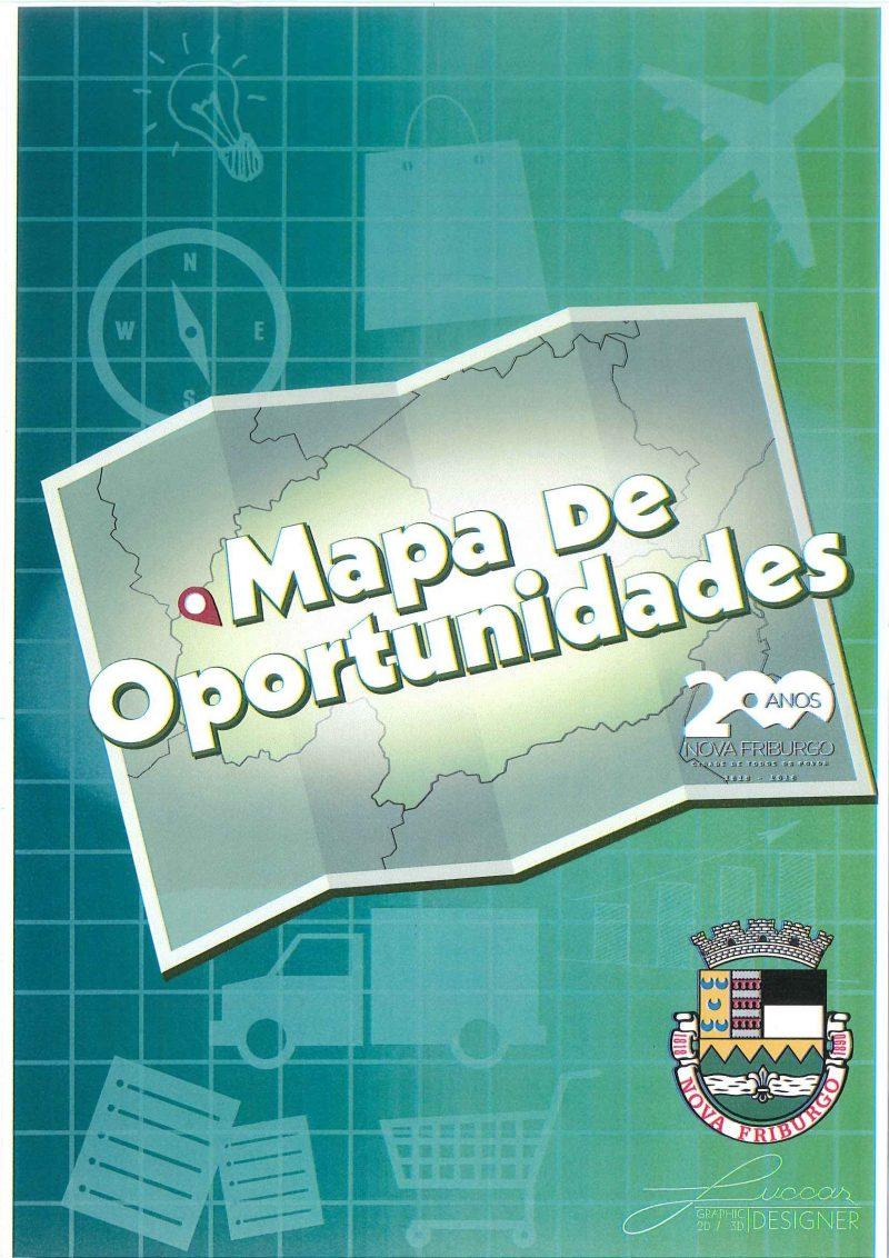 Mapa de Oportunidades - Nova Friburgo