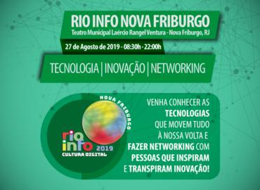 Rio Info Nova Friburgo 2019
